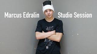 Marcus Edralin - Studio Session | Dancersglobal.tv