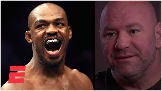 Dana White: Jon Jones wants to get respect back from fans | UFC 239 | ESPN MMA