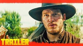 Los Siete Magníficos (2016) Nuevo Tráiler Oficial #2 (Chris Pratt) Español