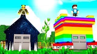 GALAXY VS RAINBOW | TRAP HOUSE OP BATTLE