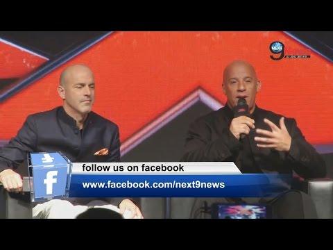 Xxx Mp4 Vin Diesel Deepika Padukone XXX Return Of Xander Cage Film Promotion Press Conference 3gp Sex