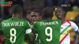 Highlights: Mali 0-2 Nigeria (U-17 World Cup Finals)