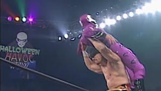 Rey Mysterio Jr. vs. Eddie Guerrero - 10/26/1997