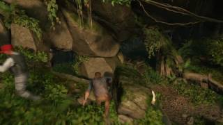 Uncharted 4: A Thief's End - Island Jungle - Crushing, Speedy Pacifist Stealth