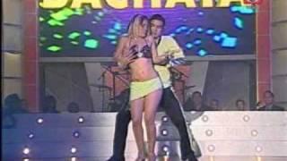 Kahory y Mauricio Franco. Bachata.