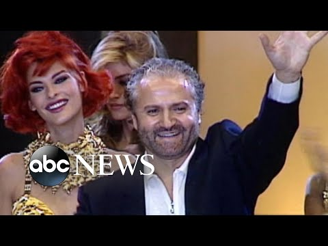 Inside look at the Gianni Versace murder