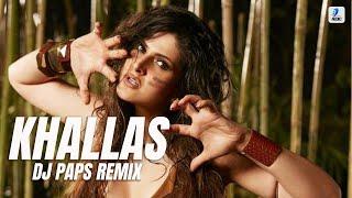 KHALLAS (VEERAPPAN) - DJ PAPS REMIX