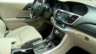 2014 Honda Accord Interior Review