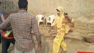 हरियाणवी होली भाभी के कोरडै के साथ।।Haryanvi holi  !! Full Funny comedy|| Latest Haryanvi comedy