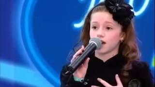 Ídolos Kids - Ana Catarina canta