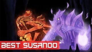 [Susanoo Terkuat] Daftar Susanoo Dari Yang Terlemah Hingga Yang Terkuat Versi Animelitium