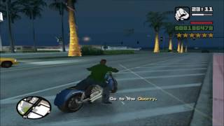 GTA: San Andreas - 6 star wanted level playthrough - Part 47
