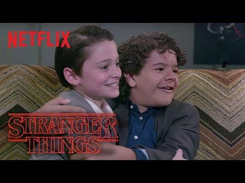 Xxx Mp4 Stranger Things Cast Gets Scared HD Netflix 3gp Sex