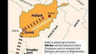 india Iran Chabahar Port can Bypass Gwadar Port because of Pakistan