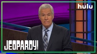 Jeopardy! • Now Streaming on Hulu