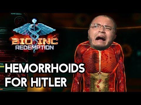 HEMORRHOIDS FOR HITLER - Doctor Death Simulator [Bio Inc]