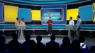 "Video: Palm Beach Gardens woman competes on TV game show ""Emogenius"""