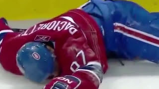 NHL Best Hits and Fights