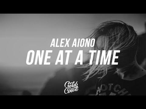 Alex Aiono One At A Time ft. T Pain Lyrics Lyric Video