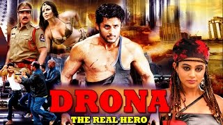 Drona The Real Hero - (2015) - Dubbed Hindi Movies 2015 Full Movie HD l Nitin, Priya Mani
