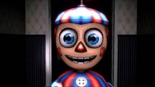 [SFM FNAF] Balloon boy meets nightmare balloon boy