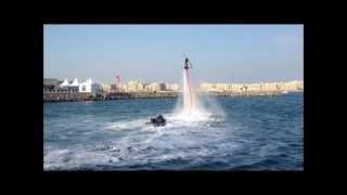 Amazing Water Show With Jetsky From Dubai