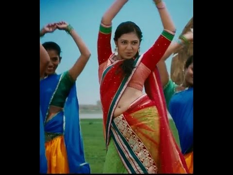 Lakshmi Menon first time clear Navel Show in Manapai Full HD