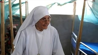 Italian nun brings life in DR Congo at risk to her own
