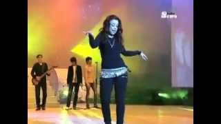 Таджикская певица отжигает. Firoozaman. Super Dance