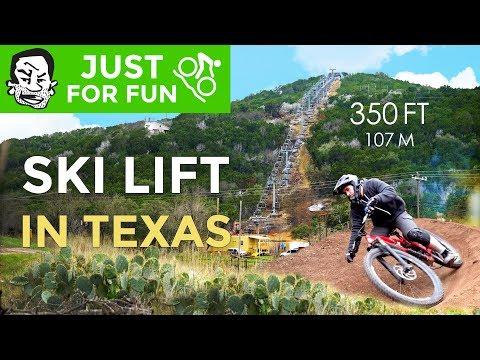 Xxx Mp4 Texas First Ski Lift Is Not Such A Stupid Idea Spider Mountain Bike Park 3gp Sex