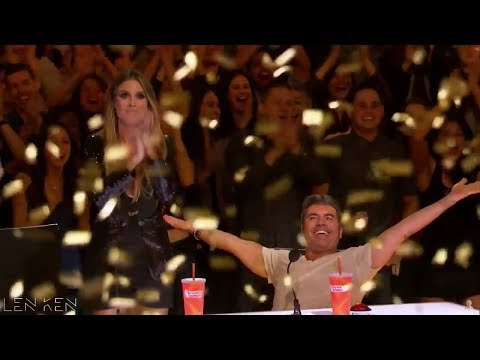 Xxx Mp4 TOP 4 Golden Buzzer Amerika Got Talent 2017 3gp Sex