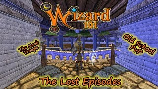 Wizard101 Noob Troupe OLD SCHOOL PvP The Lost Episodes