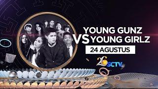 Nantikan Kejutan Young Gunz dan Young Girlz di 26 SCTV
