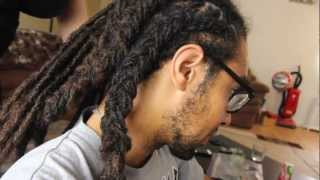 Braiding Dreadlocks [Tips, Tutorial, Style]