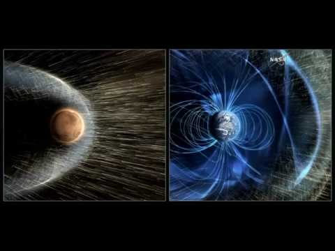 MAVEN Mission Briefing: Solar Wind Strips Martian Atmosphere