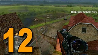 Call of Duty 2 - Part 12 - Silo Sniping