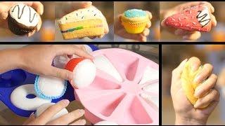 How to Make Homemade Squishies!