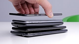 World's Thinnest LTE Phone!