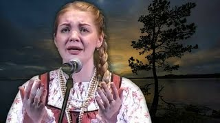 Бабья доля╰❥ Народные песни под баян Babya share╰❥Folk songs under accordion!  Играй гармонь любимая