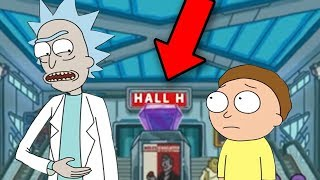 Rick and Morty 4x03 BREAKDOWN! Easter Eggs & Details You Missed!