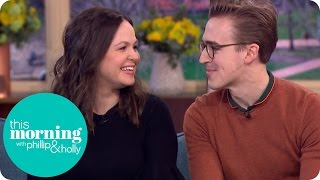 Tom And Giovanna Fletcher On Being Open And Honest About Parenthood | This Morning