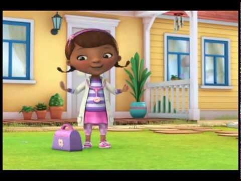 Doctora Juguetes nueva serie de Disney Junior