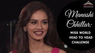 Miss India World 2017 Manushi Chhillar