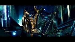 Transformers 1 - L'Arrivée Sur Terre (Scène Mythique)
