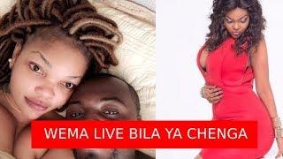 Wema Sepetu na Mume wake mtarajiwa Live Chumbani wakifanya yao