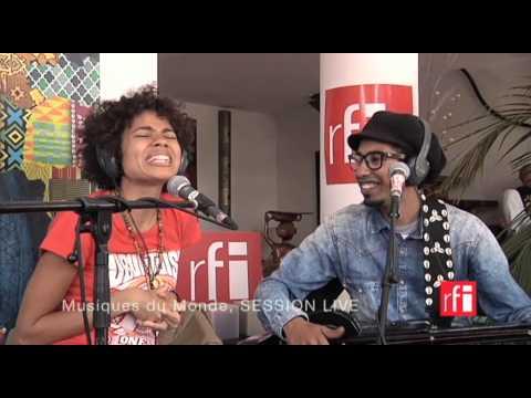 NNEKA et MEHDI NASSOULI en live à Essaouira