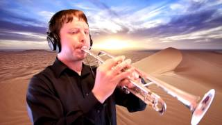 """Anakin's Theme (from """"Star Wars Episode I"""") Trumpet Cover"""