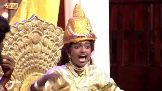 Sneha Sri and Dheena's performance 26/03/2017