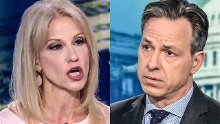 Kellyanne Conway Becomes A Trainwreck During Interview With Jake Tapper