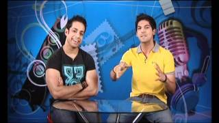 Vj Ashish & VJ Salil - B4U Video Active
